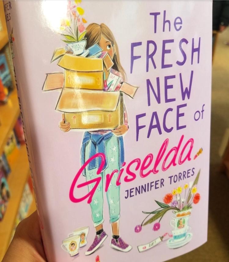TheFreshNewFaceofGriselda